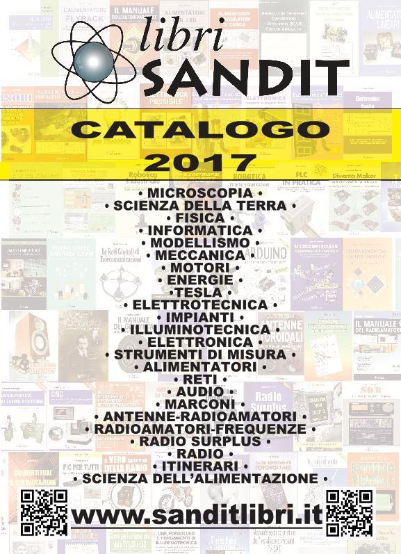 Copertina Catalogo 2017