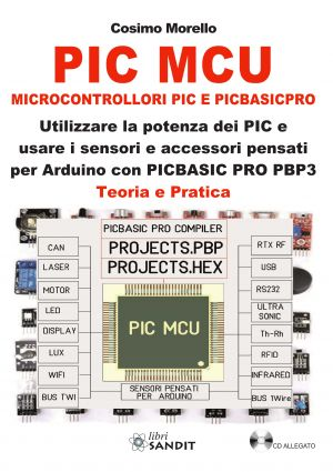 PIC MCU MICROCONTROLLORI PIC E PICBASICPRO
