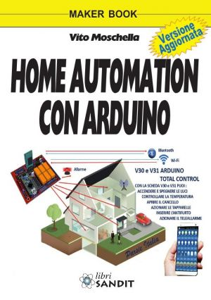 HOME AUTOMATION CON ARDUINO