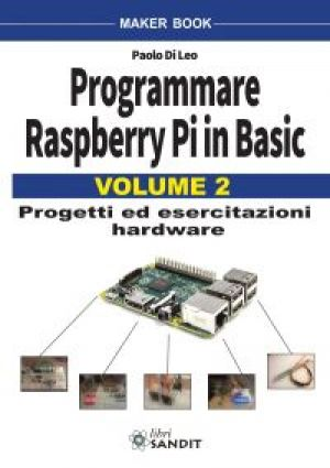 PROGRAMMARE RASPBERRY PI IN BASIC - VOLUME 2