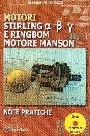 MOTORI STIRLING E RINGBOM MOTORE MANSON - NOTE PRATICHE